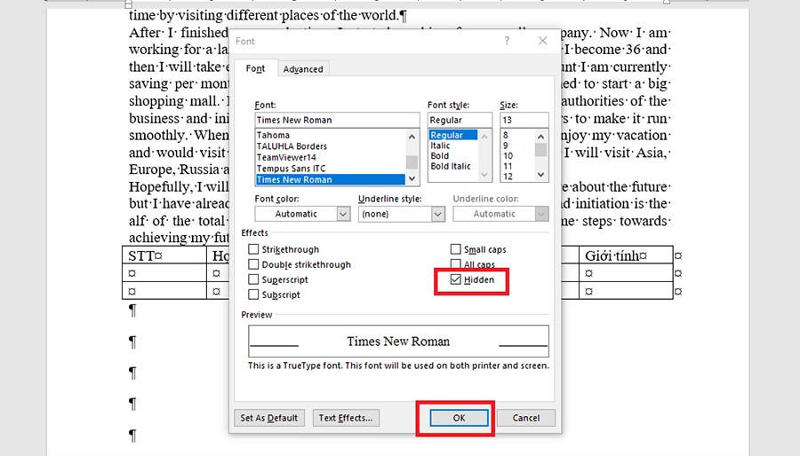 Hướng dẫn xóa trang trong Word chi tiết hình 9