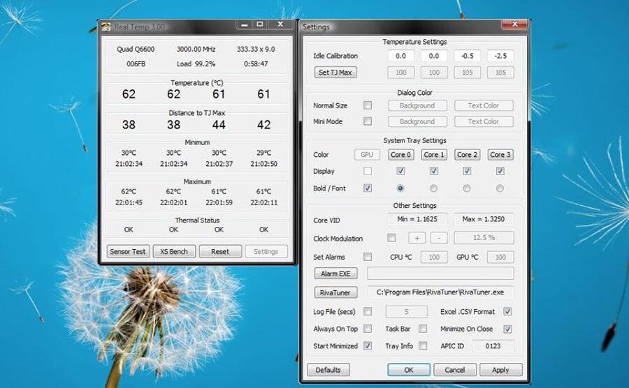 Top phần mềm đo nhiệt độ CPU tốt nhất 2