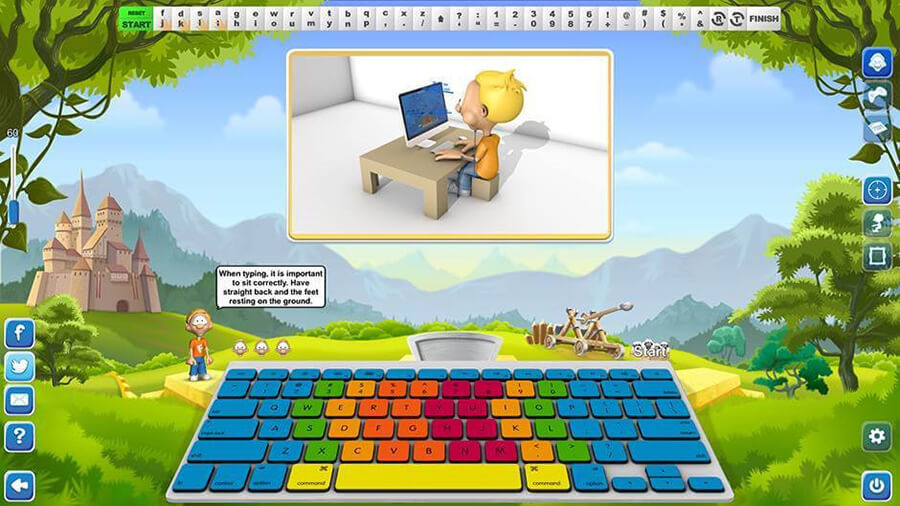 top phần mềm luyện gõ 10 ngón tốt nhất trên máy tính hình 2