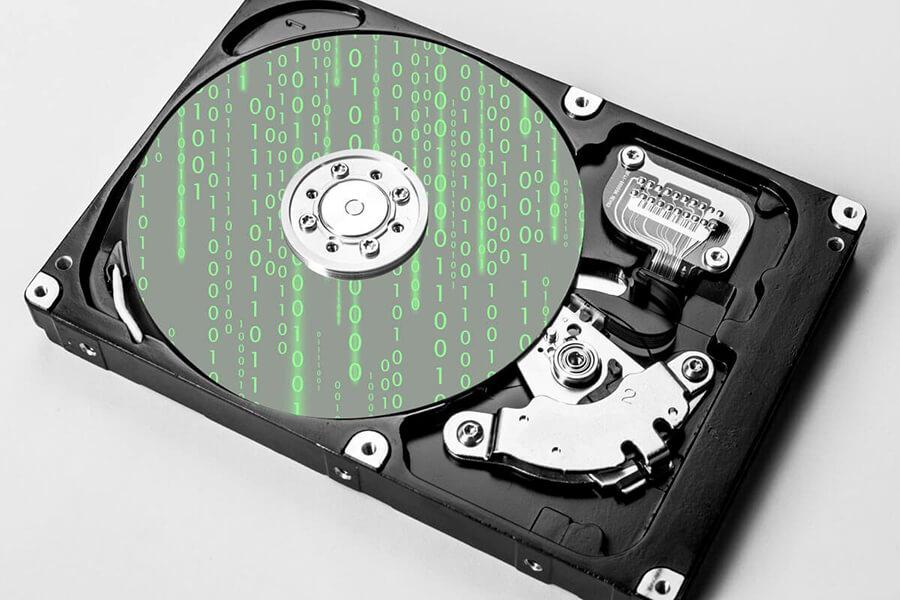 Cách sửa lỗi ổ cứng kêu tạch tạch hình 2