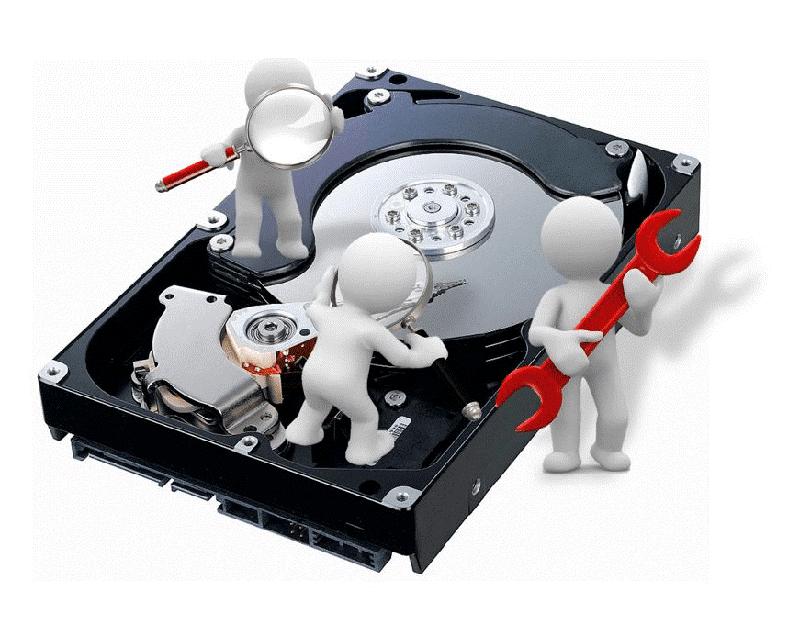 Cách sửa lỗi ổ cứng kêu tạch tạch hình 7
